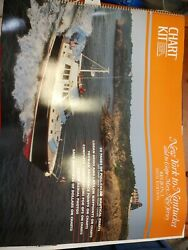 Chart Kit Bba New York To Nantucket To Cape May New Jersey Region 3.10th Edition