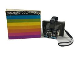 Polaroid Colorpack Ii 2 Land Camera Instant Film Vintage Collectibleuntested