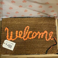 Banksy Welcome Mat Gross Domestic Product Love Welcomes Original 100 Authentic