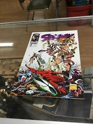 Spawn #9 1st Appearance of Angela
