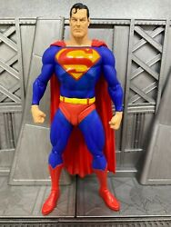 SUPERMAN ALEX ROSS JUSTICE 2005 DC DIRECT 7quot; ACTION FIGURE
