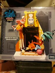 Madam Fosters Home For Imaginary Friends Figurine Wilt And Coco