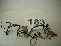 1968 Triumph Trophy 500 Electrical Wire Harness Used Www-183