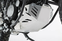 Sw-motech Aluminum Skid Plate Engine Guard For Kawasaki Klr650 And03908-and03920