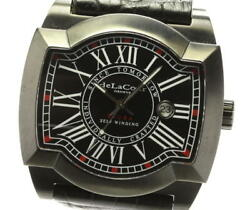 Delacour Sakura Limited Edition Limited To 500 Date Automatic Menand039s Watch_572382
