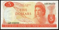 New Zealand - 5 - Hardie And039type 1and039 - 149 996699 - Radar Serial - Aunc