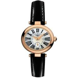 Tissot Ladies Mop Dial 18k Gold T-gold Collection Watch T917.310.76.113.01