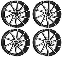 4 Alloy Wheels Oxigin 20 Attraction 9x20 Et45 5x112 Swfp For Bmw X1