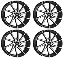 4 Alloy Wheels Oxigin 20 Attraction 9x20 Et32 5x120 Swfp For Opel Insignia