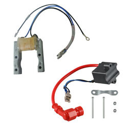 6v Magnetic Coil Red Wire Ignition Coil For 49cc 60cc 66cc 80cc Motorized Bike