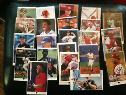 Assorted 8x10 Autographed Mlb Player/coach Photos - You Pick