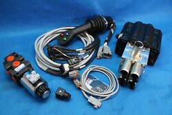 Full Proportional Electric Hydraulic Valve 12v Tractor Loader 24gpm New Holland