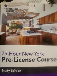 75 Hour Ny Pre-license Course - Real Estate Agent