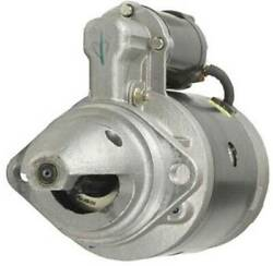 New Starter Fits Cw Replaces Crusader Marine Inboard Sterndrive 427 454 1108525