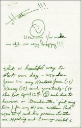 Jane Withers - Autograph Letter Signed