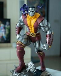 Sideshow Exclusive Colossus And Lockheed Premium Format Statue New X-men Deadpool