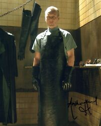 Anthony Head Signed Autograph 20x25cm Photo The Genetic Opera In Person