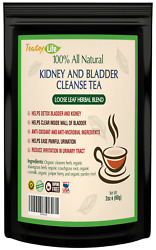 Kidney Cleanse And Urinary Tract Infection Pain Relief Support Tea - 60 Grams