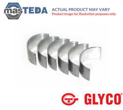 Conrod Big End Bearings Glyco 71-3561/6 Std G Std For Inbus As 280 As 280 Ft