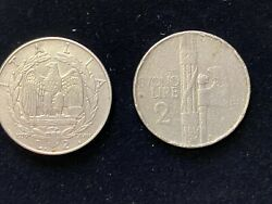 Various Italia Coins Refer To Discriptions And Pictures.
