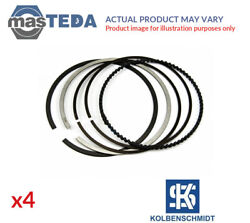 Engine Piston Ring Set Kolbenschmidt 800015410000 4pcs I Std For Man Srsanduumlsg