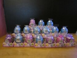 Pikmi Pops Cheeki Puffs Medium Collectible Scented Shimmer Plush Lot Of 16-new