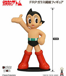 Tokyo Toys Astro Boy Primary Color Glass Fiber H50cm20inch Collection Figure