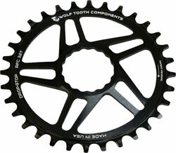 Wolf Tooth Components Drop-stop Pignon 28t Direct Support Pour Raceface