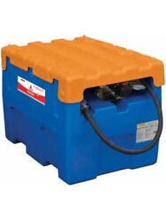 Alemlube 200 Litres Adblue Poly Tank Kit W/ 12v Pump And Manual Nozzle 101200