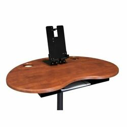 Omnimed 350315_deluxe Deluxe Kidney Laptop Stand Includes 10ft Cord Reel