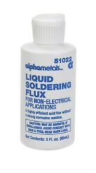 Alpha Fry 51022 Metal Lead Free Non-electrical Soldering Flux Pack Of 10