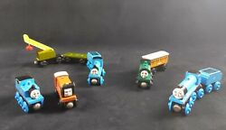 Thomas The Tank Engine And Friends Toys Lot Of 7 A