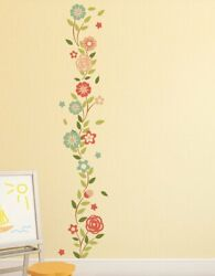 Cute Wall Flowers Wall Sticker Decal Mural Home Room Decor Gift