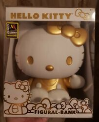 2020 Sdcc Hello Kitty 60th Anniversary Gold Bank Limited 250 Sold Out On Hand