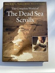 The Complete Ser. Complete World Of The Dead Sea Scrolls By George J....