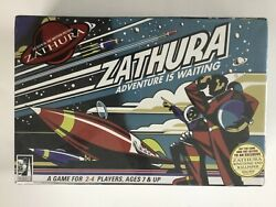 Zathura Adventure Is Waiting Board Game 2005 Sealed Pressman Collectible