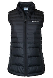 Womenand039s Columbia Vest Mckay Lake Down Vest | All Sizes Lightweight Down Puffer