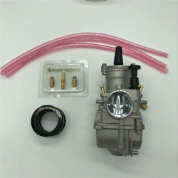 30mm Carburetor Racing Parts With Power Jet For Motorcycle Dirt Bike Atv Quad