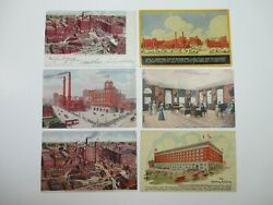20 Card Lot Of Anheuser Busch Brewing Assand039n. St. Louis Mo. Early 1900 Postcards