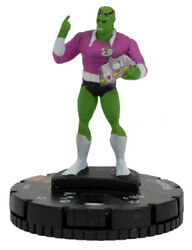 Brainiac 069 Chase Justice League Unlimited Heroclix Free Shipping
