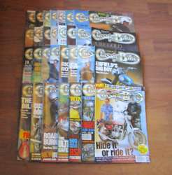 Classic Bike Magazines. And039s Between 59 And 215 - Up To 40 Multi - Buy Discount