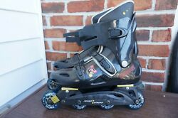Tecnica Power Stroke Ps3 Mens Skates Size 11 Made In Italy