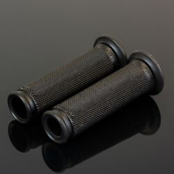 Renthal Dual Compound Extra Firm Road Black Grips - Full Diamond 32mm O/d