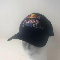 2005 Red Bull Racing Formula One F1 Team Cap Hat Blue Red White Gives You Wings