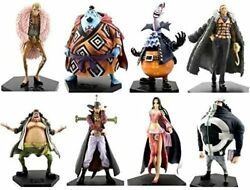 One Piece Dx The Seven Warlords Of The Sea Figure Vol 1 2 3 4 All 8 Types Set