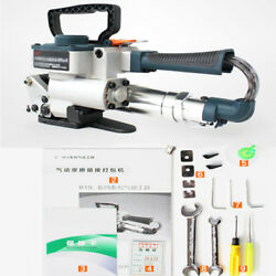 Pneumatic Strapping Tool Hand Held Pneumatic Pp And Pet Strapping Machine 13-19mm