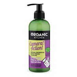 Organic Kitchen Camera Actionnatural Shower Gel For Actresses By Nature 8.79oz