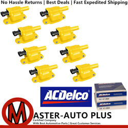 Racing Ignition Coil And Acdelco Double Platinum Spark Plug For Chevrolet Colorado
