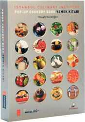 istanbul Culinary Institute Pop Up Cookery Book English book