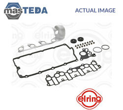 Engine Top Gasket Set Elring 747720 I For Audi A3,8p1,8pa 2l 125kw,120kw